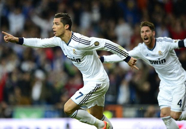 Ramos: Ronaldo best in the world last season