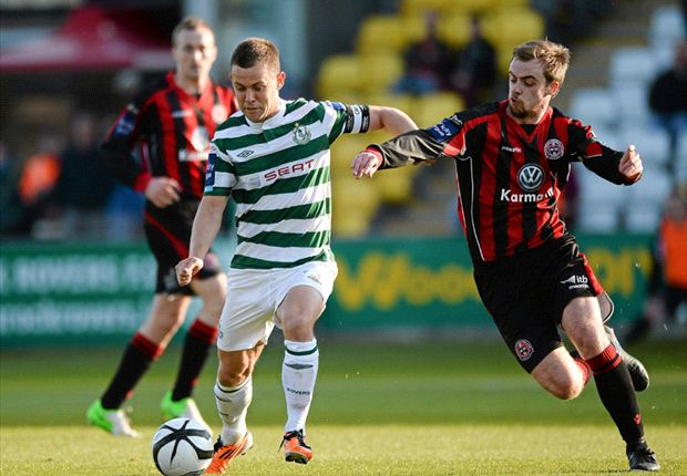 Shamrock Rovers 1-1 Bohemians - Bohs strike late to share points
