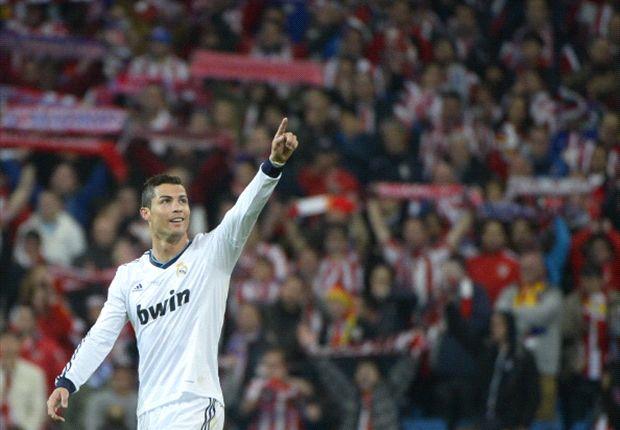 Cristiano Ronaldo est en bonne place dans notre top 10 !