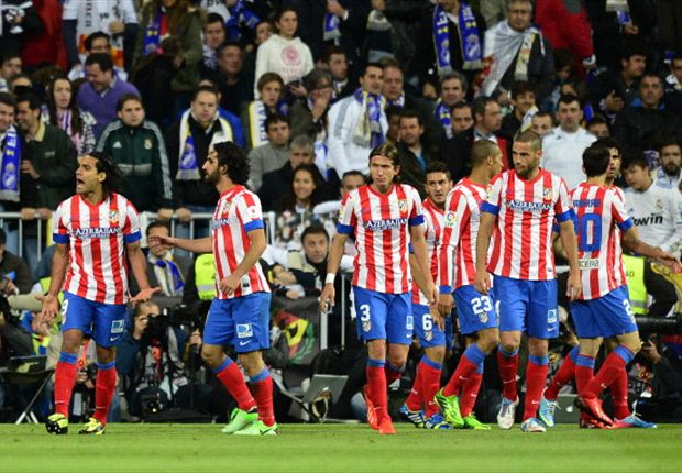 With a €400m budget deficit, Atletico have no right to beat rich kids Real Madrid