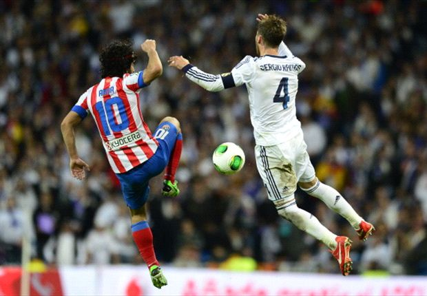 Sergio Ramos: Atletico deserve their win