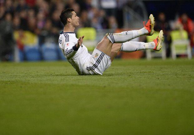 Lo de Cristiano Ronaldo sí es frustración