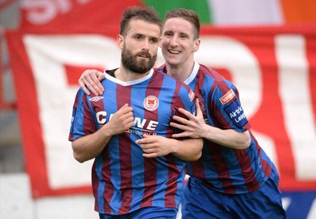 Airtricity Premier Division Team of the Week: Fagan stars as St Pat's move level with Sligo Rovers