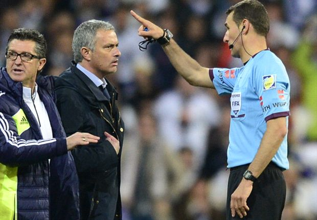 Real Madrid reign a black mark on Mourinho's coaching career