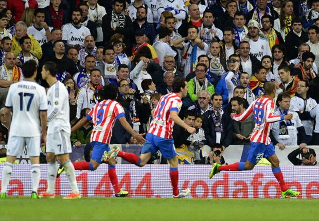 Atletico Madrid Paksa Real Madrid Merana