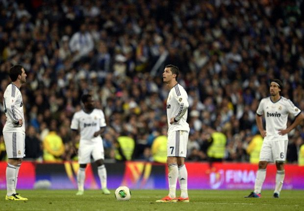 Madrid see red after Copa carnage