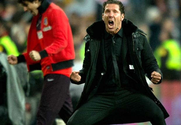 Simeone calls for patience against Barcelona