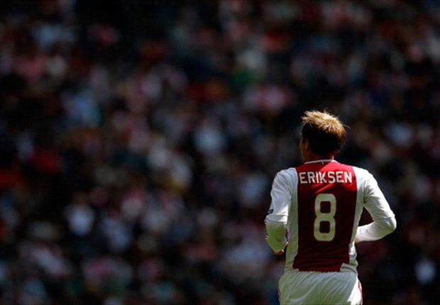 Dortmund's Zorc 'astonished' by Eriksen signing rumours