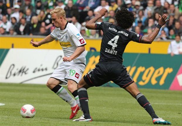 Borussia Monchengladbach 3-4 Bayern Munich: Champions fight back to end season with victory