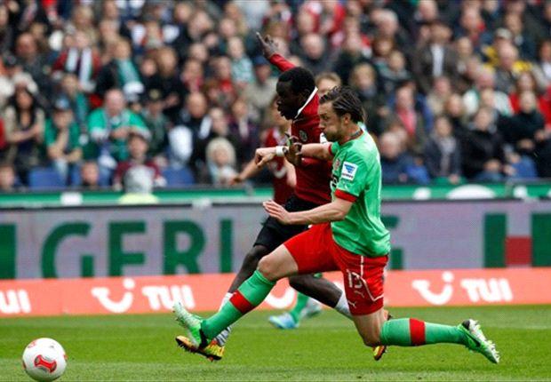 Mame Diouf und Hannover siegen im letzten Test