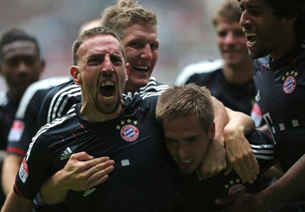 Bundesliga Team of the Week: Five-star Ribery rounds off remarkable season