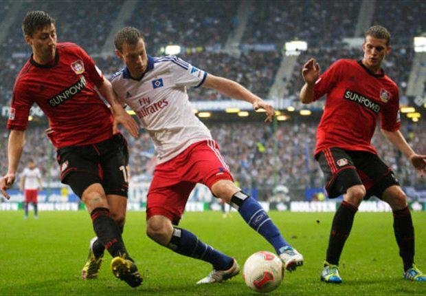 Nur Kampf reicht nicht - Hamburger SV verpasst Europa gegen Bayer Leverkusen