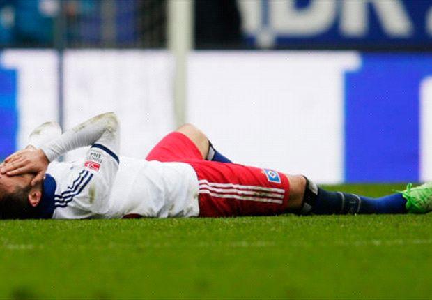 Beim Hamburger SV dominieren wieder die Negativ-Schlagzeilen