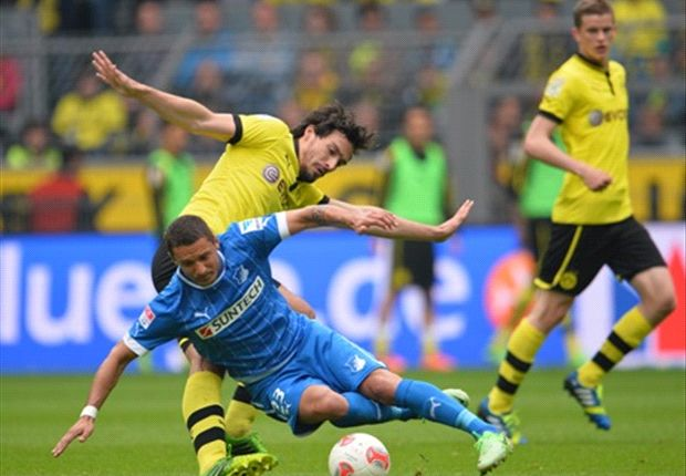 ALL - Dortmund finit mal