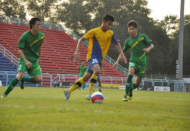 Harimau Muda 2-0 Woodlands: Makeshift strike force on target in Young Tigers victory