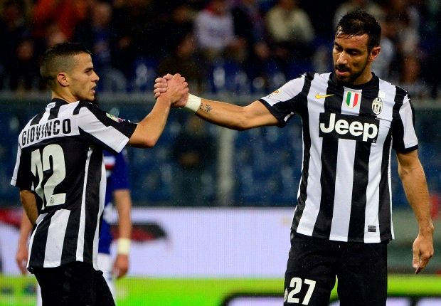 Five Juventus players set to leave this summer
