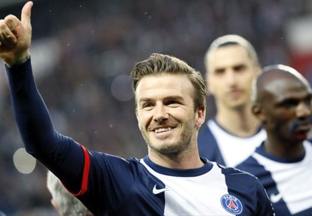 Beckham: Moyes can guide Manchester United to Premier League title