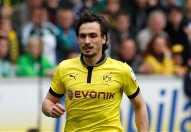 Hummels ready for senior Borussia Dortmund role
