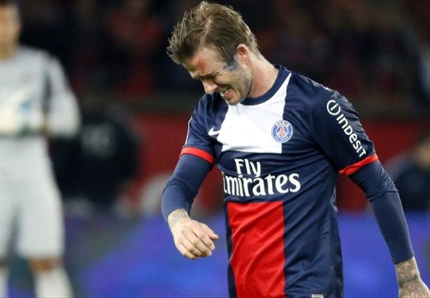 Beckham retirement confirmed after last PSG squad omission