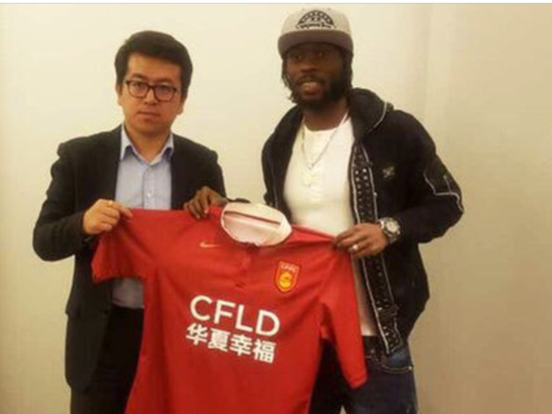 VIDEO – Gervinho-show in Cina: che goal con l'Hebei!