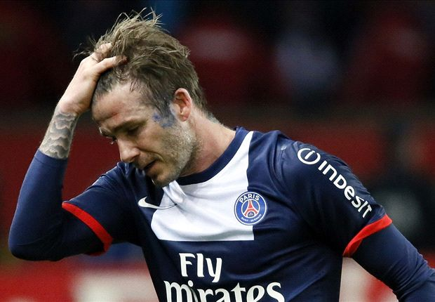 Why David Beckham called time on his career
