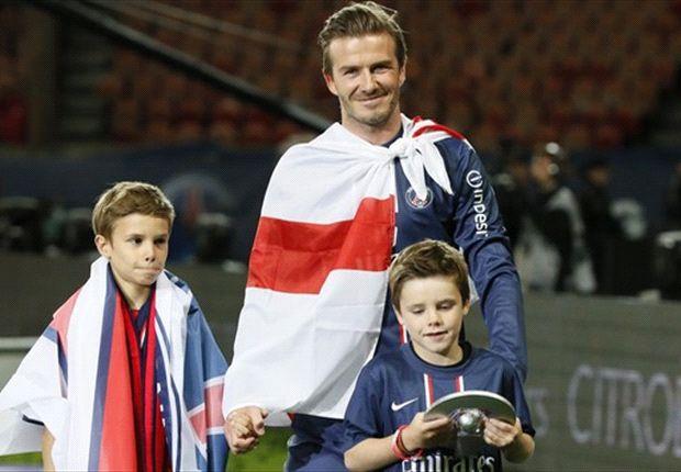 El hijo de David Beckham se va al Queens Park Rangers