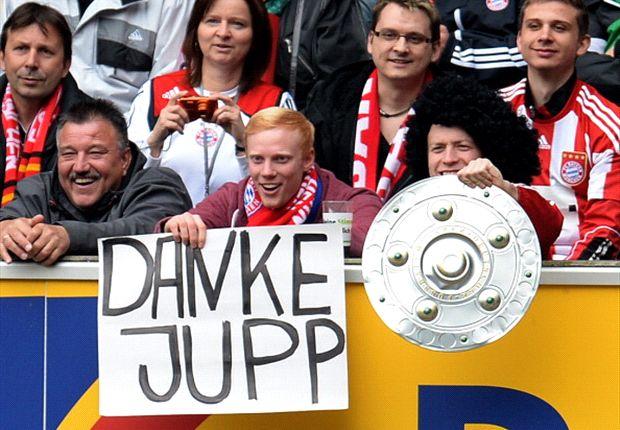 Die Fans des FC Bayern München zeigen deutlich ihre Unterstützung im Vorfeld des Champions League-Finales