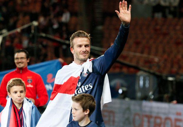Beckham Yakin United Akan Juara