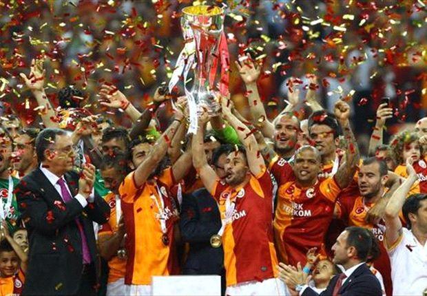 In den letzten beiden Jahren feierte Galatasaray den Titel