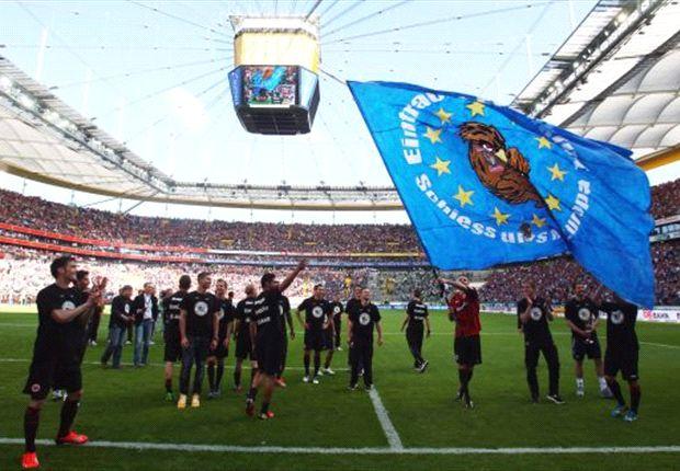 Eintracht Frankfurt: Geschlossen nach Europa