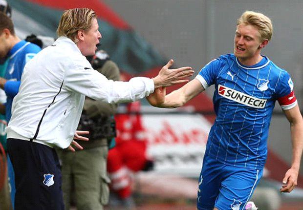 liebt das spektakel: Hoffenheims Kapitän Andreas Beck