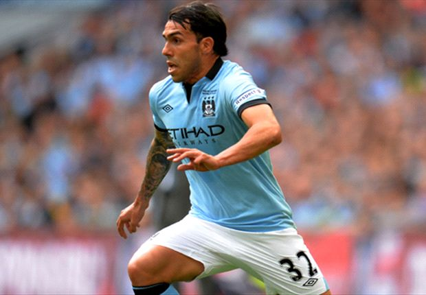 Carlos Tevez could be set to stay at Manchester City