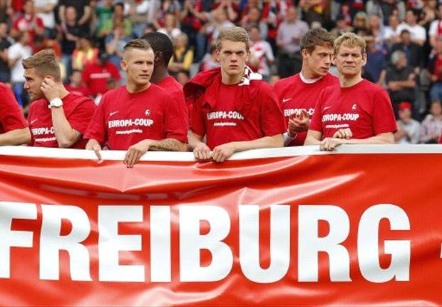 """SC Freiburg: """"Noch nicht richtig in Feierstimmung"""""""