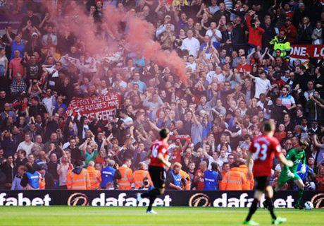 Fans Manchester United Paling Berisik