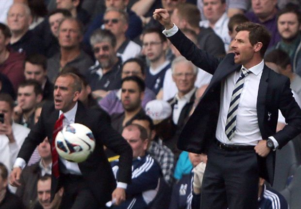 Villas-Boas turns down Paris Saint-Germain to stay at Tottenham