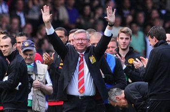 West Brom 5-5 Manchester United: Lukaku hat trick spoils Sir Alex's send off