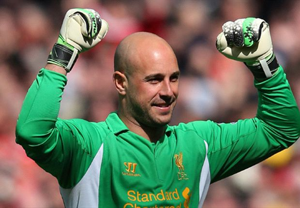 Liverpool goalkeeper Pepe Reina is flattered by interest from Barcelona