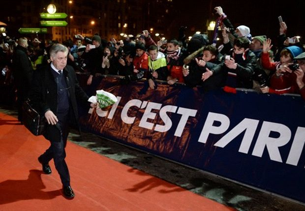 Real Madrid stand firm on Ancelotti