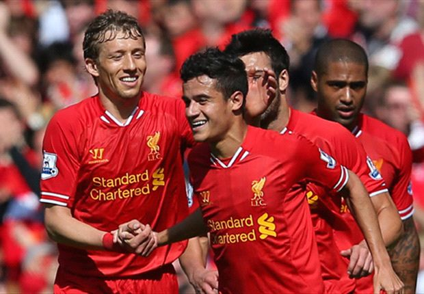 Liverpool despidió al QPR de la Premier League