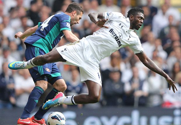 Besiktas submit offer for Tottenham striker Adebayor