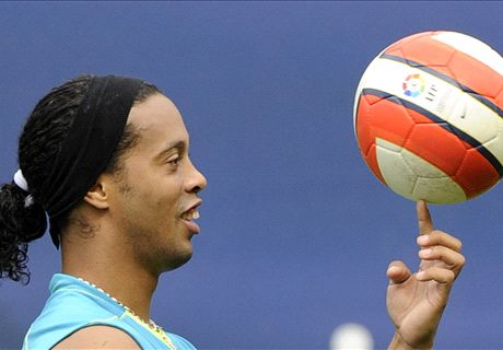 ¿Qué será del futuro de Ronaldinho?