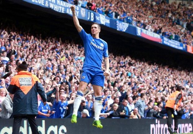 Premier League: Fernando Torres sichert Chelsea die Champions League