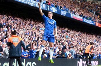 Torres happy with his time at Chelsea, looking for more consistency