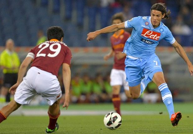 Roma venció con lo justo al Napoli