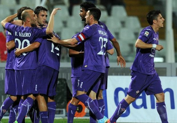 Pescara 1-5 Fiorentina: Ljajic hat trick not enough as Viola suffer Champions League heartbreak