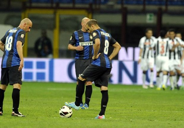 Inter 2-5 Udinese: Stramaccioni's side ends dismal season in ninth