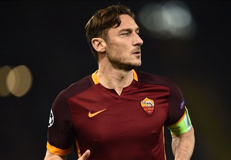 NY Cosmos: Totti signing is unlikely