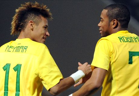 Neymar reveals his idol & best skill
