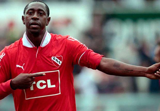 Juan Fernando Caicedo no se quiere ir de Independiente
