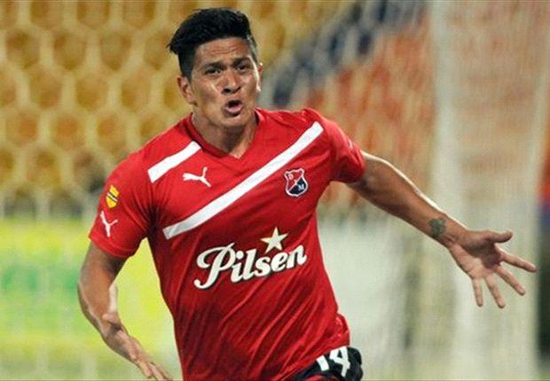 Germán Cano volvió a ser el héroe de Medellín, que venció 2-1 a La Equidad